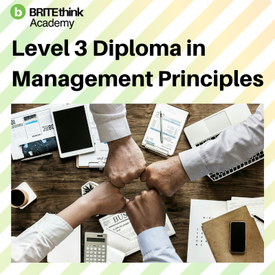 Level 3 Diploma in Management Principles