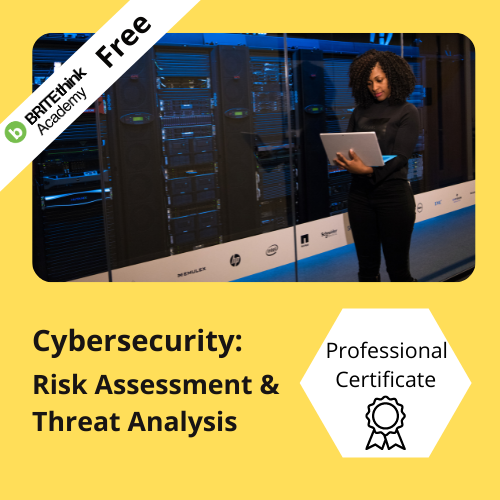 Cybersecurity: Threat Assessment & Risk Management