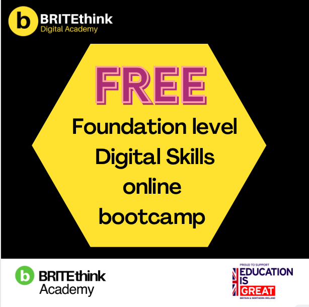 Digital Skills Online Bootcamp